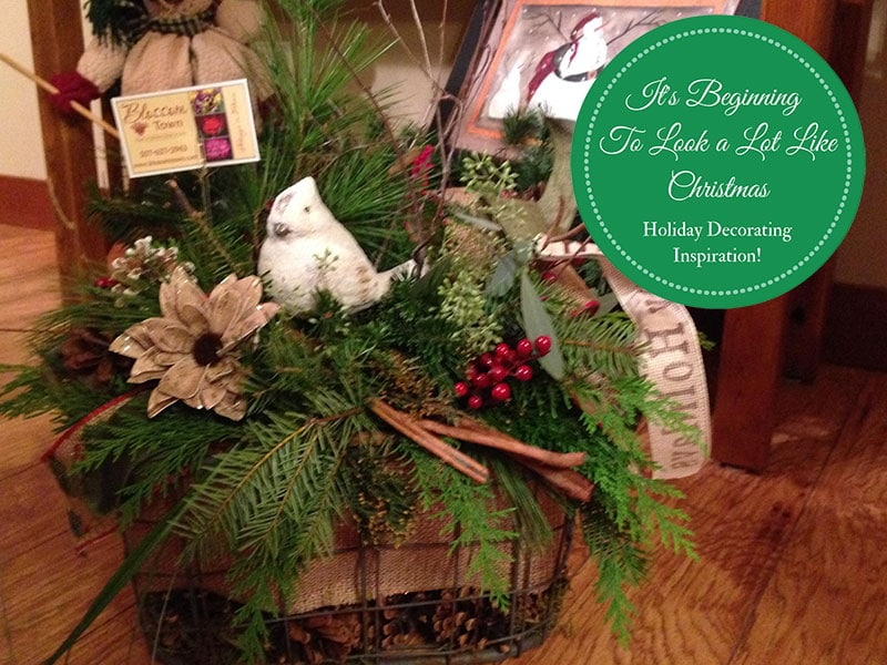 Holiday Arrangement at Blossom Town