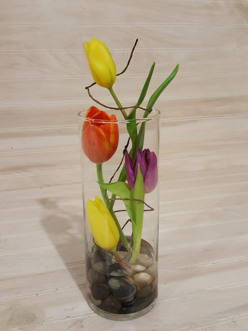 Casual Tulips