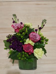 Purple Beauty Bouquet
